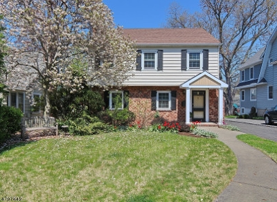 Westfield Town Single Family Home For Sale: 503 S Chestnut St