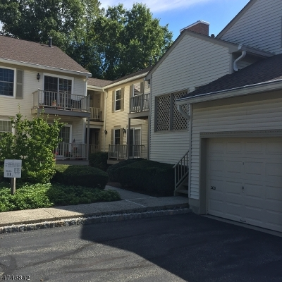 Bernards Twp. Condo/Townhouse For Sale: 203 Jamestown Rd
