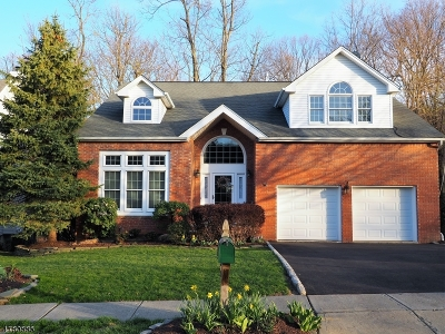 Bernardsville Boro Single Family Home For Sale: 6 Fox Hollow Trl