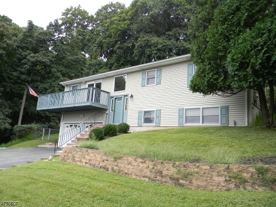 Milford Boro Single Family Home For Sale: 231 Milford Mt Pleasant Rd