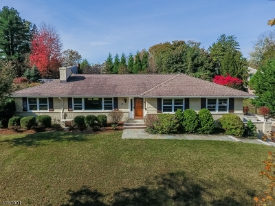 Madison Single Family Home For Sale: 61 Barnsdale Rd