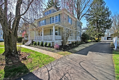Readington Twp. Single Family Home For Sale: 52 Old Highway 28
