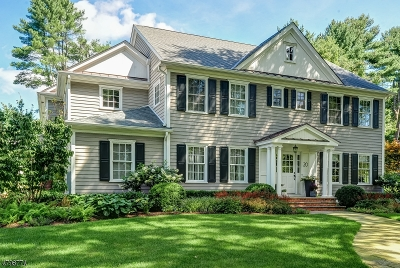 Chatham Twp Single Family Home For Sale: 20 Country Club Dr