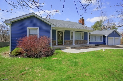 Warren Twp. Single Family Home For Sale: 127 King George Rd