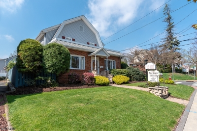 Union Twp. Single Family Home For Sale: 1350 Morris Ave