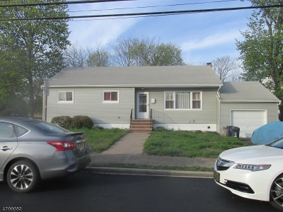 Haledon Boro Single Family Home For Sale: 14 Lee Ave