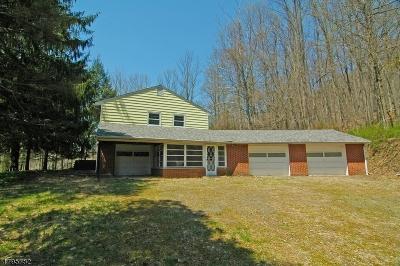Tewksbury Twp. Single Family Home For Sale: 142 Rockaway Rd
