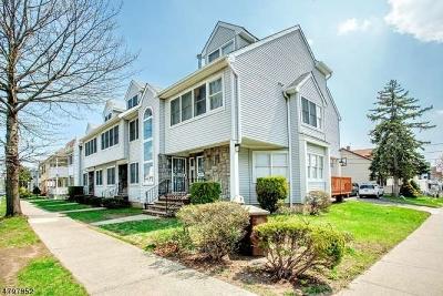 Paterson City Condo/Townhouse For Sale: 100 7th Ave