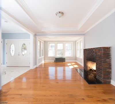 Passaic City Single Family Home For Sale: 60 Albion St