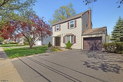 Union Twp. Single Family Home For Sale: 162 Washington Ave