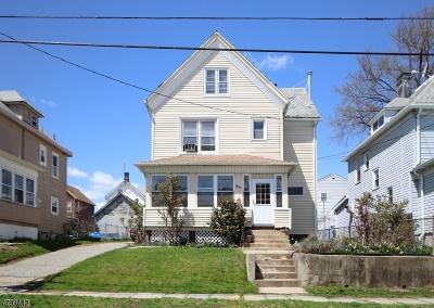 Kearny Town Single Family Home For Sale: 511 Devon St