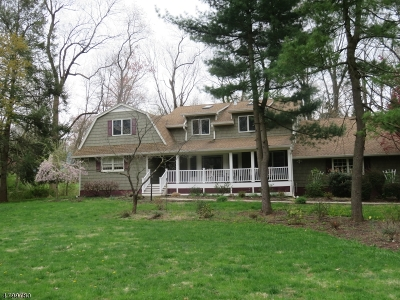 Montgomery Twp. Single Family Home For Sale: 33 Sycamore Ln