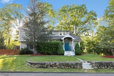 Oakland Boro Single Family Home For Sale: 7 Hillside Ave