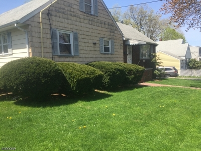 Clifton City Single Family Home For Sale: 151 Edgewood Ave