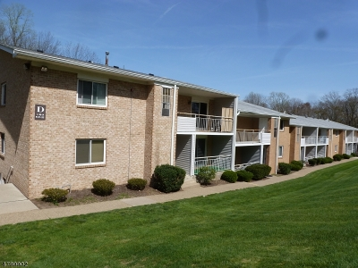 Parsippany-Troy Hills Twp. Condo/Townhouse For Sale: 2350 Route 10, D4 #4