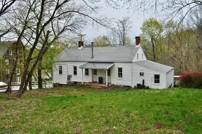 Hillsborough Twp. Multi Family Home For Sale: 1124 River Rd