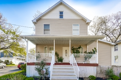 Hawthorne Boro Single Family Home For Sale: 133 9th Ave