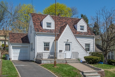 Clifton City Single Family Home For Sale: 150 Roosevelt Ave