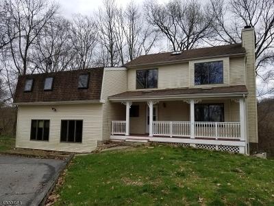 Glen Gardner Boro, Hampton Boro Single Family Home For Sale: 25 Blueberry Hl