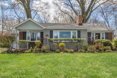 Glen Rock Boro Single Family Home For Sale: 38 Radburn Rd