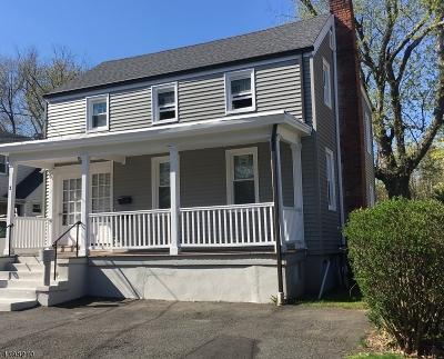 Madison Boro Multi Family Home For Sale: 1 Cottage Pl