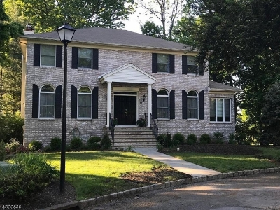 Maplewood Twp. NJ Single Family Home For Sale: $1,095,000