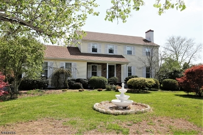 Montgomery Twp. Single Family Home For Sale