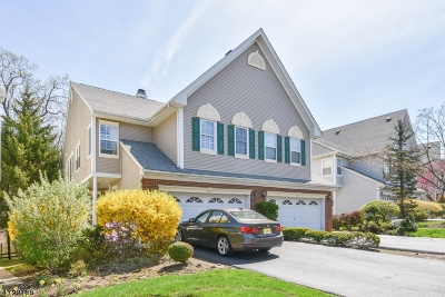Wayne Twp. Condo/Townhouse Active Under Contract: 27 Morning Watch Rd
