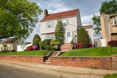 Kenilworth Boro Single Family Home For Sale: 60 Arthur Ter