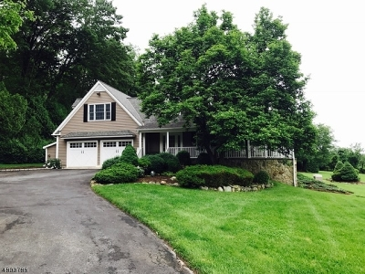 Califon Boro Single Family Home For Sale: 105 Guinea Hollow Rd
