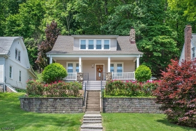 Dover Town NJ Single Family Home Active Under Contract: $324,900