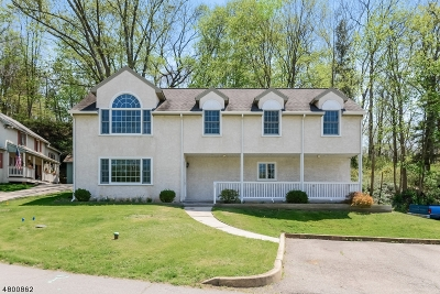 Frenchtown Boro Single Family Home For Sale: 2 Creek Rd