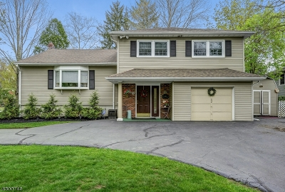 West Caldwell Twp. Single Family Home For Sale: 52 Dalewood Rd