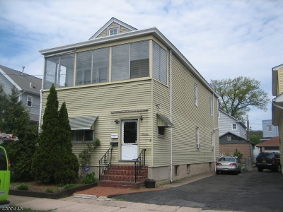 Haledon Boro Multi Family Home For Sale: 19 Post St