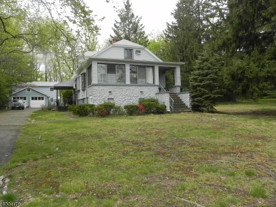 Wyckoff Twp. Single Family Home For Sale: 495 Lafayette Ave