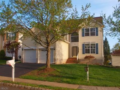 Bridgewater Twp. Single Family Home For Sale: 28 Huntley Way
