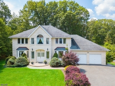 Parsippany-Troy Hills Twp. Single Family Home For Sale: 23 Battle Ridge Rd