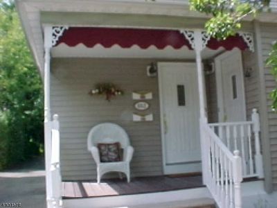 Hawthorne Boro NJ Multi Family Home For Sale: $275,000