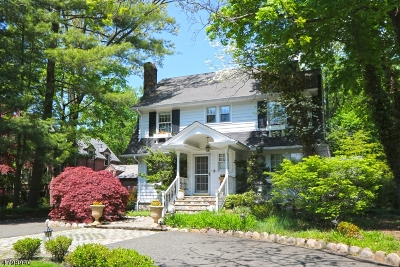 Single Family Home For Sale: 117 Hobart Ave