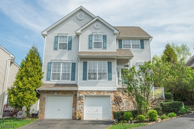 Mount Olive Twp. Single Family Home For Sale: 151 Winding Hill Dr