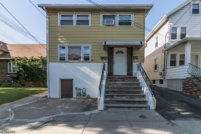 Roselle Park Boro Multi Family Home For Sale: 118 Columbus Pl
