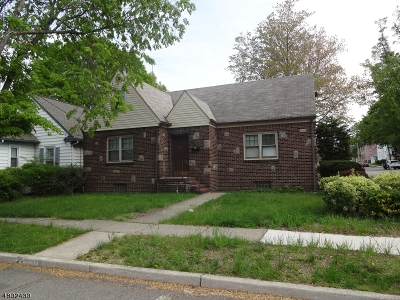 Clifton City Single Family Home For Sale: 345 Union Ave