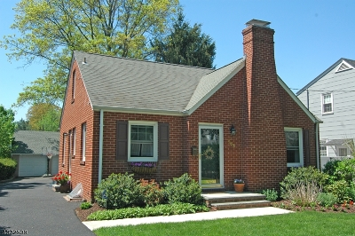Bridgewater Twp. Single Family Home For Sale: 765 Park Ave