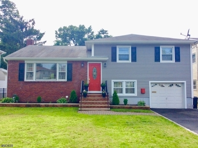 Union Twp. Single Family Home For Sale: 2808 Spruce St