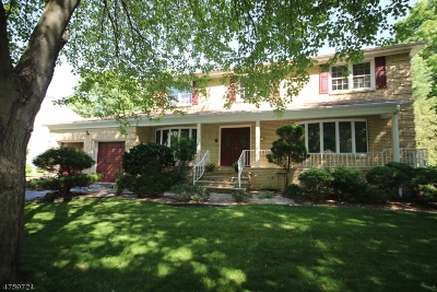 WestField Single Family Home For Sale: 912 Cranford Ave