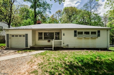 Florham Park Boro Single Family Home Sold: 19 Townsend Dr