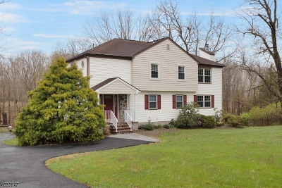 Montgomery Twp. Single Family Home For Sale: 23 Barrington Rd