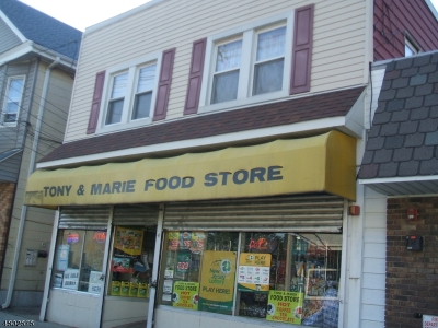 Hillside Twp. Commercial For Sale: 235 Hollywood Ave #235