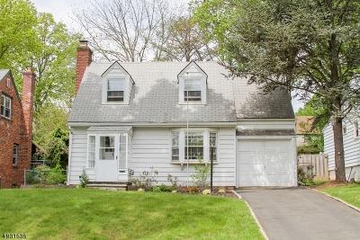 Millburn Twp. Single Family Home For Sale: 23 Locust Ave