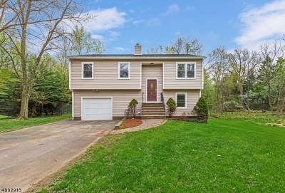 Morristown Town, Morris Twp. Single Family Home Active Under Contract: 21 Irondale Ave